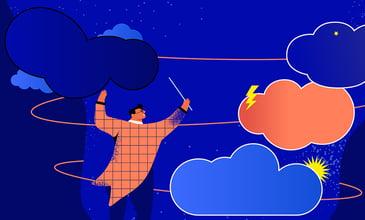 Multi-Cloud-Orchestrierung: Cloud-Services optimal aussteuern