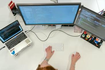 """""""Mindset over skills"""": Arbeiten im Software Development"""