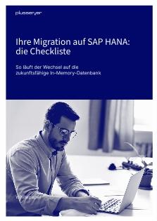 Whitepaper Migration auf SAP HANA