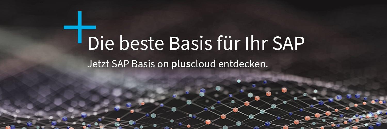 SAP Basis on pluscloud