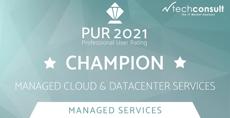 PUR Award Managed Cloud & Datacenter Services