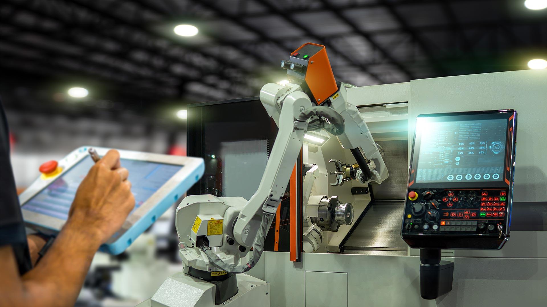Was bedeutet Industrie 4.0?