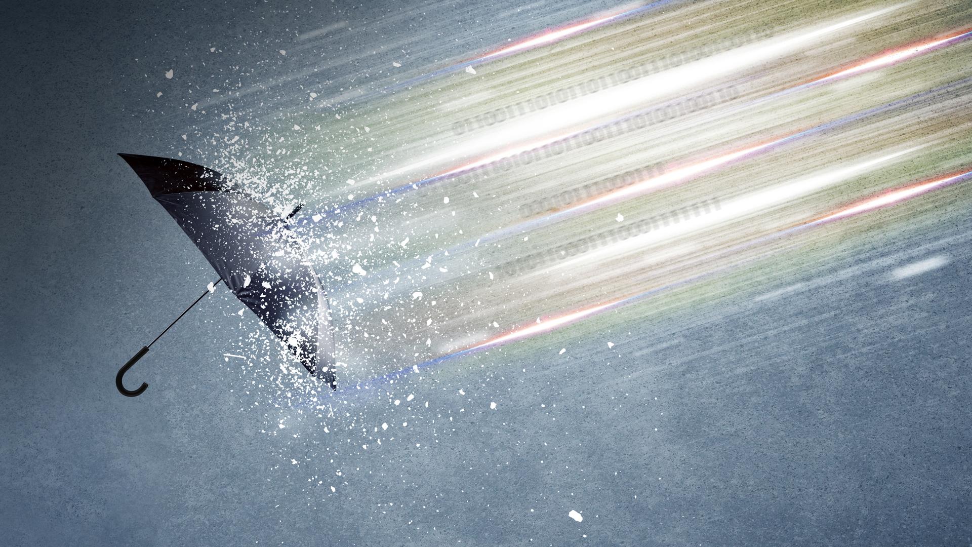DDoS-Report: Starker Anstieg bei großen Attacken
