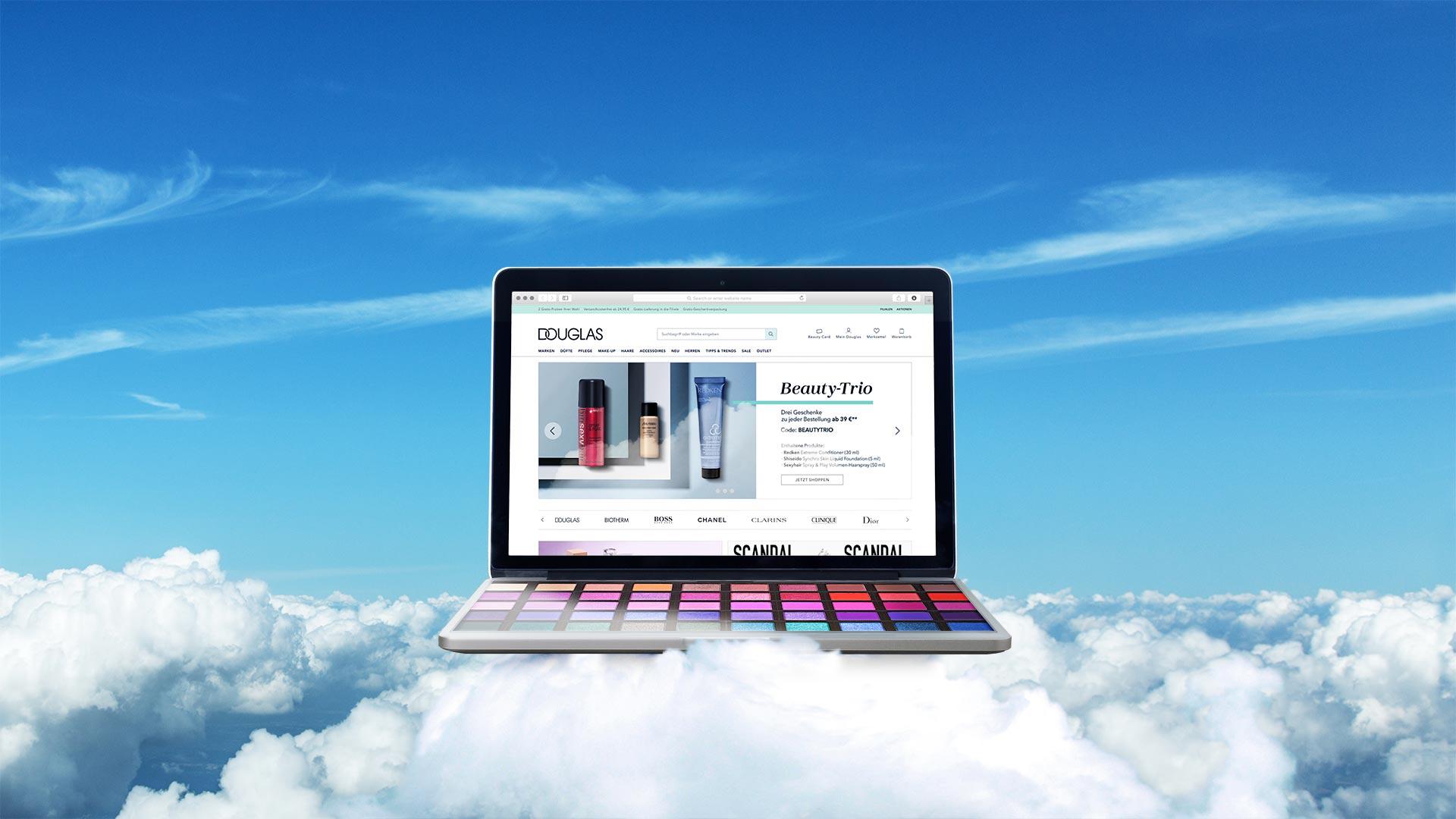OpenStack: Perfekter Webauftritt für Douglas