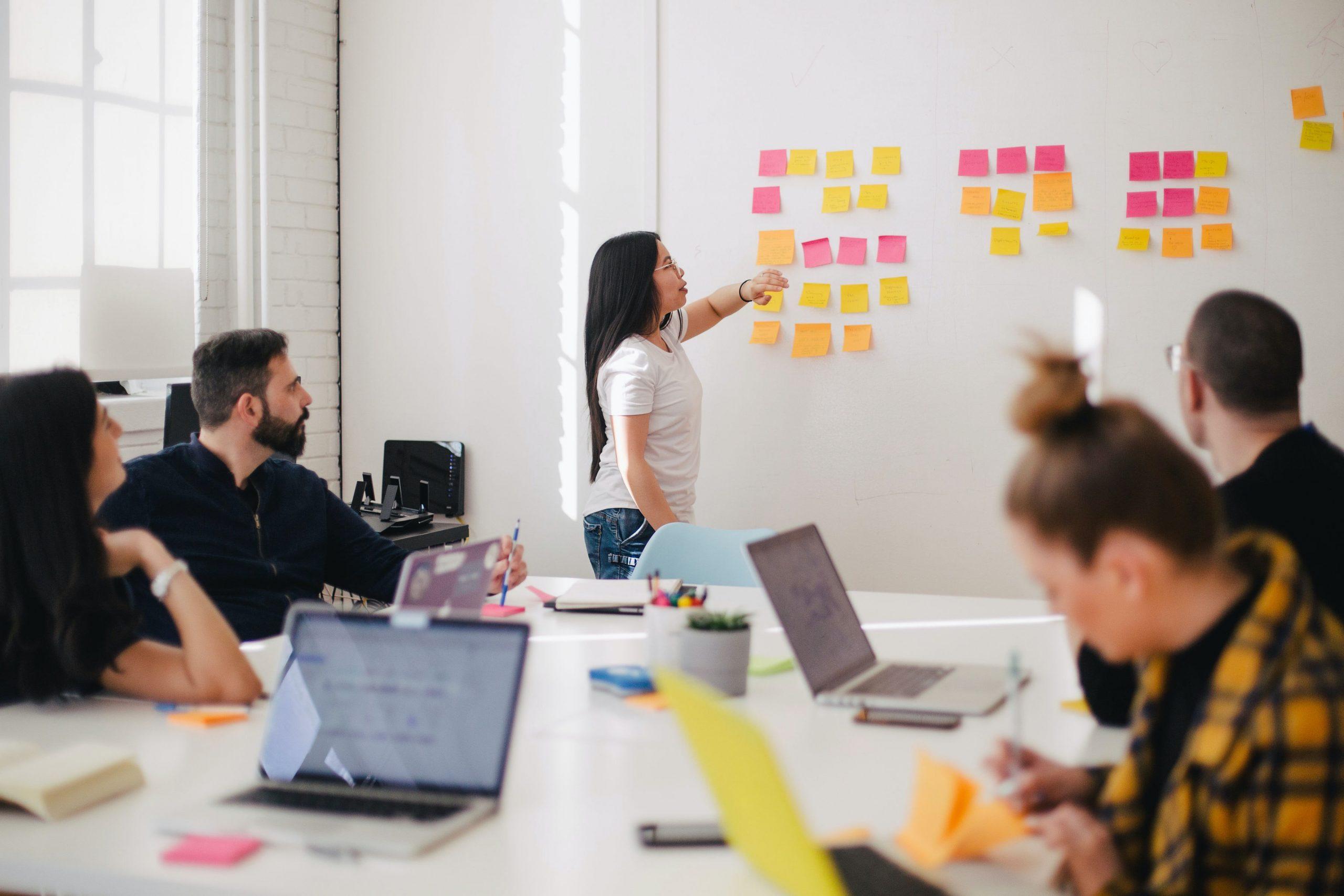 Agiles Arbeiten: Das macht ein Product Owner bei plusserver