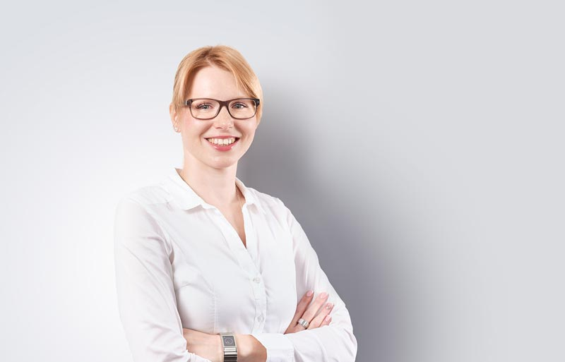 Talent Acquisition Manager Katharina Baehr