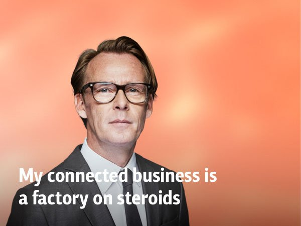 My connected business is a factory on steroids